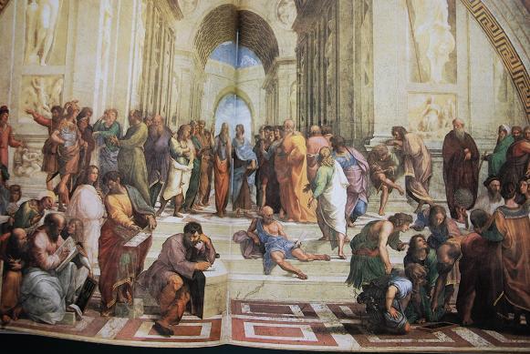 アテネの学