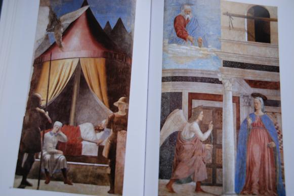 コンスタンティヌス帝の夢と受胎告知