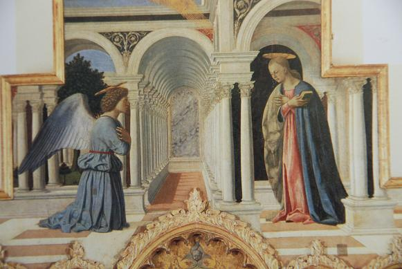 DSC_2454サンタントニオ祭壇画上の受胎告知