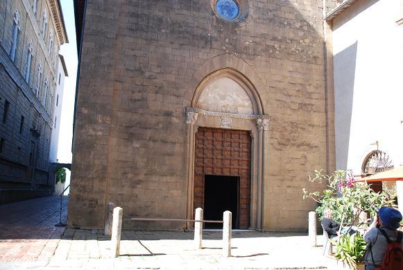 ピエンツァ・サン・フランチェスコ教会