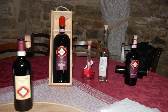 モンタルチーノワイン