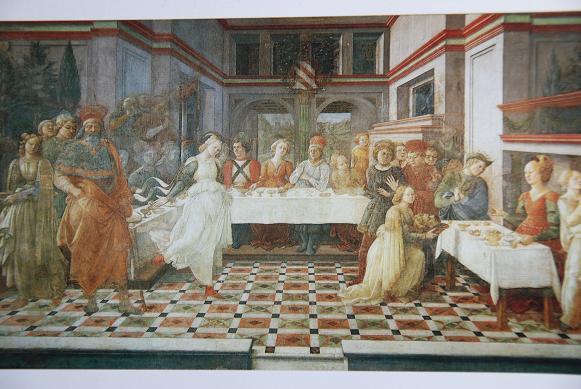 ヘロデ王の宴会