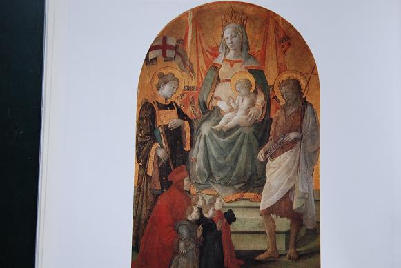 チェッポの聖母プラート市立