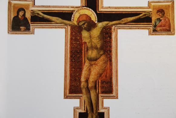 ノヴェラ・十字架のキリスト・ジョット