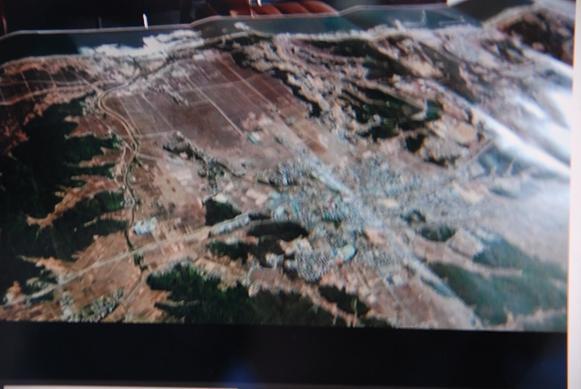 震災後の福島