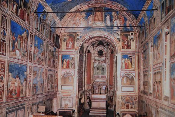 DSC_2084 スクロヴェーニ礼拝堂(ジョット)