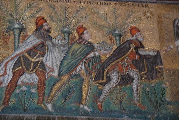 DSC_1683ラヴェンナ・ヌォーヴォ教会のモザイク画
