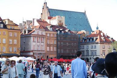 旧王宮前広場