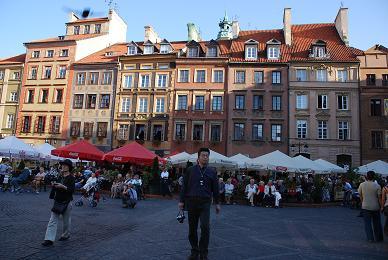 旧市街市場広場