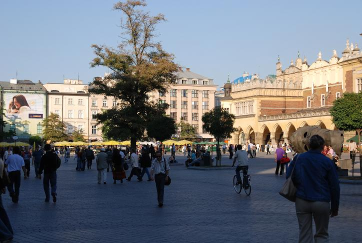 中央市場広場