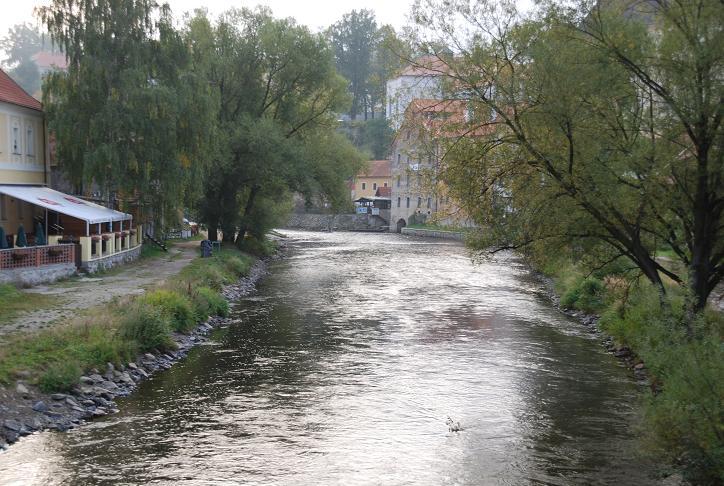 ヴルタヴァ川②