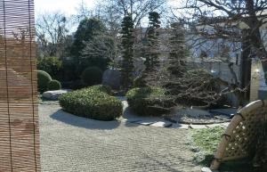 名都美術館庭園