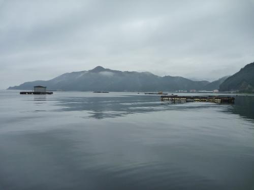 山本筏「ベタ凪」