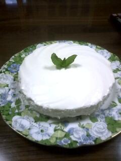 チーズのケーキ