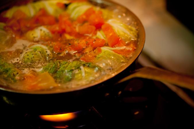 ロール白菜3