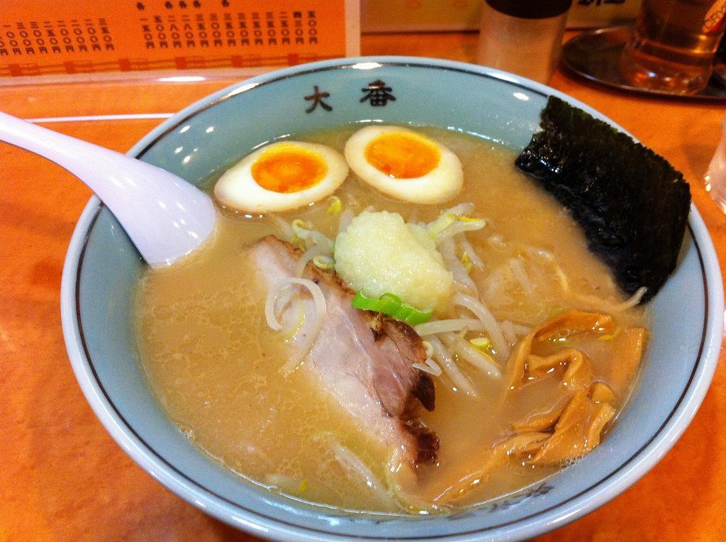東京ラーメン大番 (1)