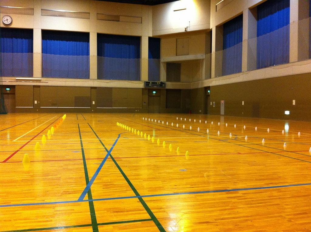 2010.12.04_飯能市民体育館練習