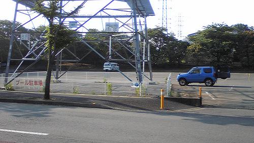 坂戸市民総合運動公園駐車場