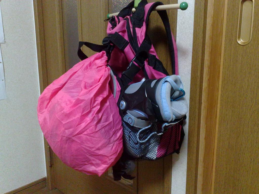 Holy Angel backpack(2)