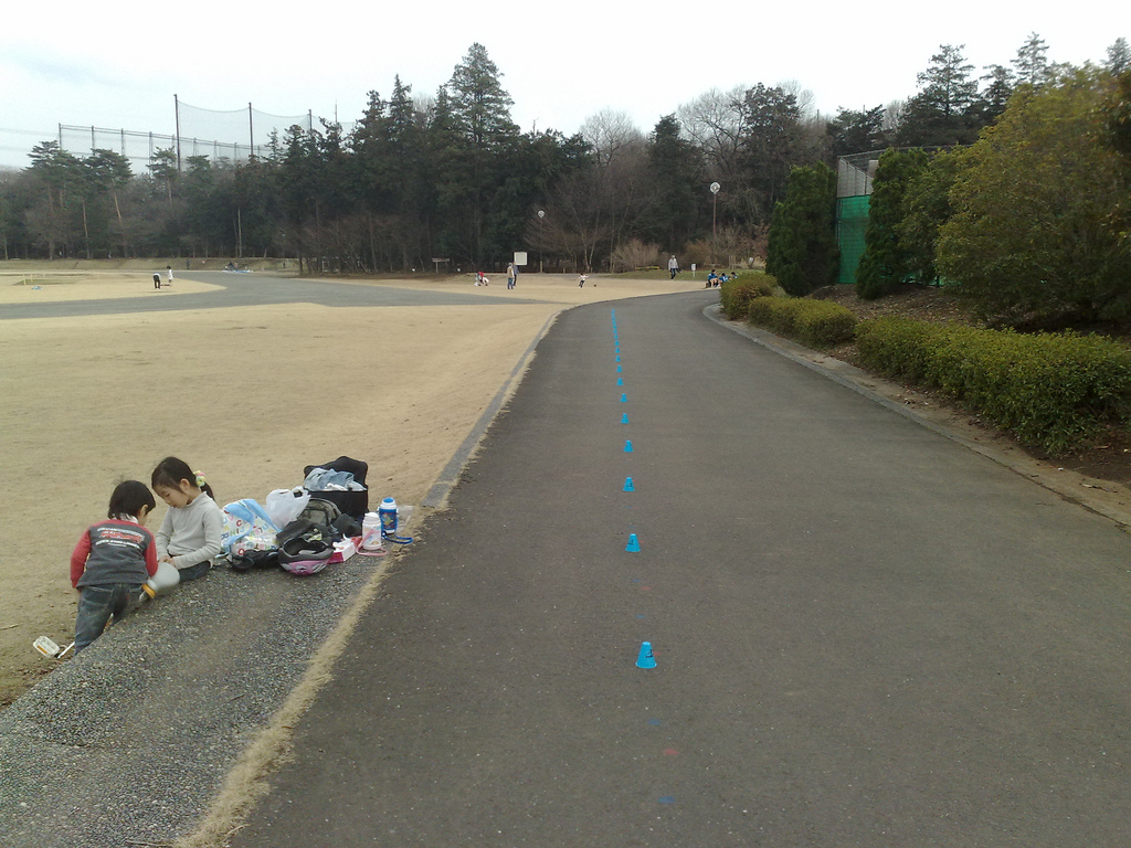 20100313 at 日高総合公園