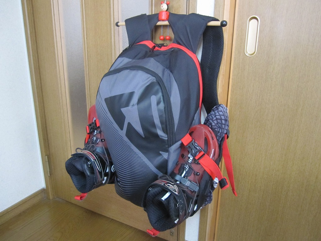 K2 X-Training backpack (13)