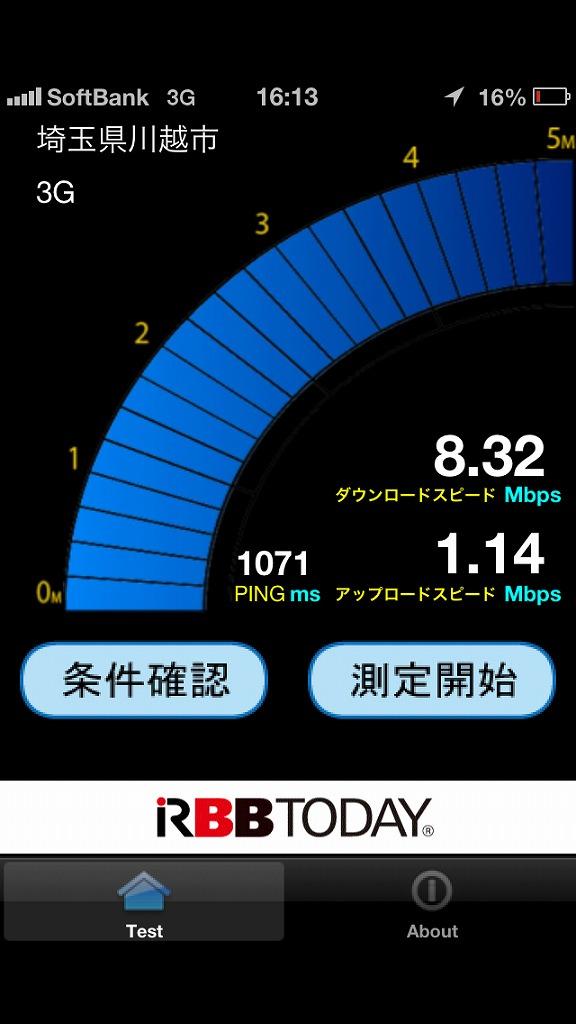 SoftBank 3G