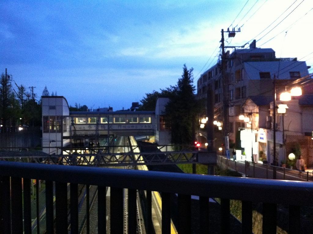 20120417_渋谷→新宿CR