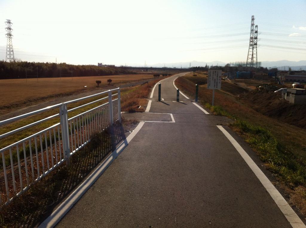 1_雁見橋→川越橋