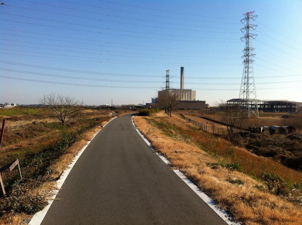 20120104_小畔川沿い