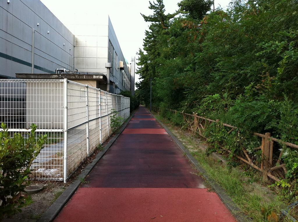 2011.08.15_新潟西総合スポーツセンター (trim-course)