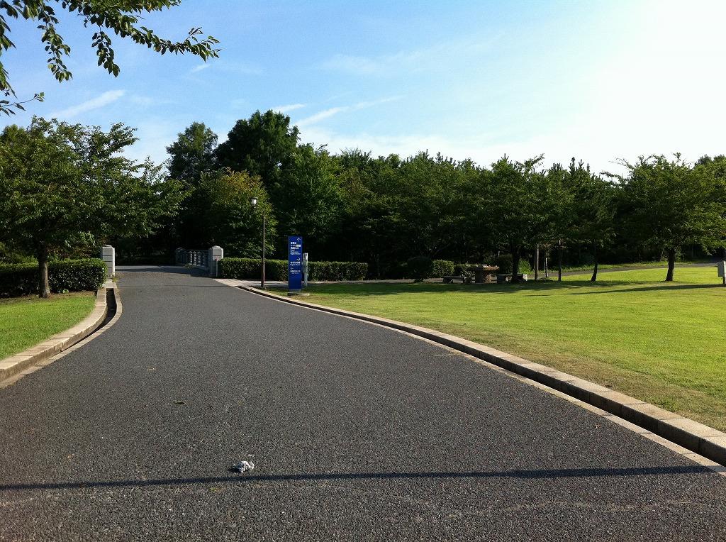 2011.08.14_新潟県スポーツ公園(walking-course)