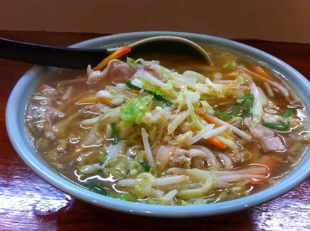 東華園_肉野菜