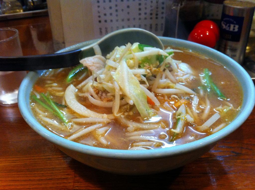 東華園_肉味噌