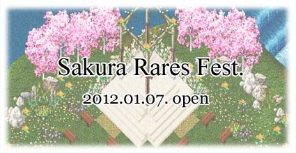 Rares Fest in Sakura 2012