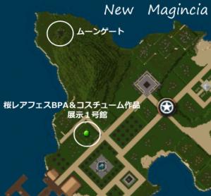 1号館MAP