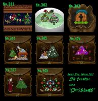 BPAコンテスト「クリスマス」
