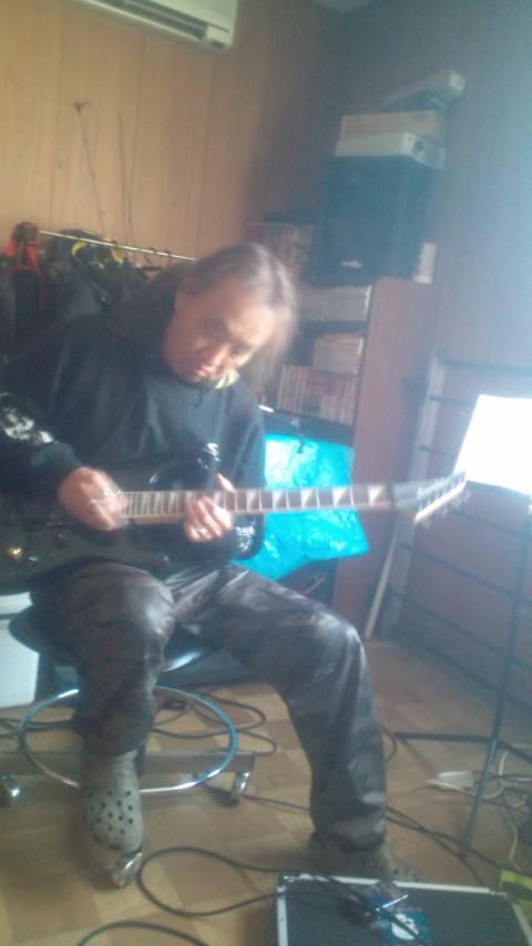 ユウヂのギターで