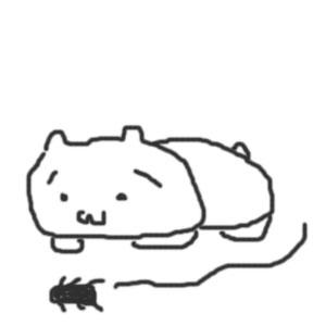 動物のイラスト|猫のイラスト
