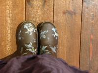 2011-9台風と長靴