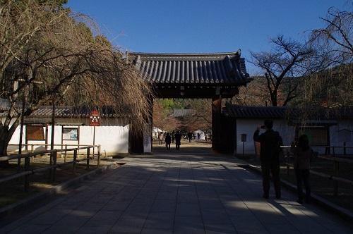 0700醍醐寺総門