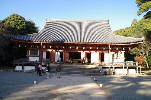 0735国宝醍醐寺金堂