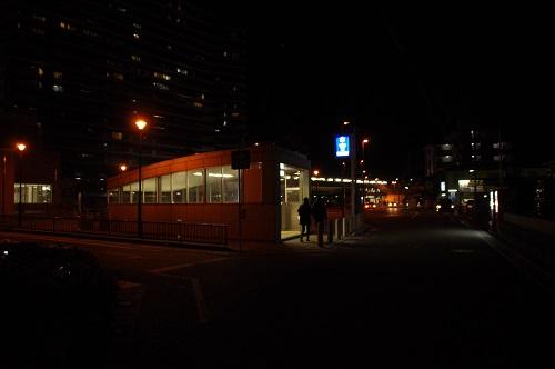 0941地下鉄六地蔵駅