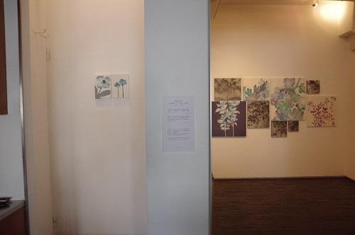 0019 plantsⅡ二人展