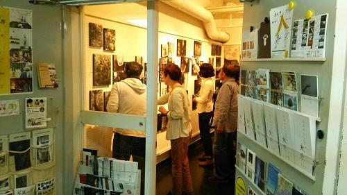 0646サヨナラナダール展示設営