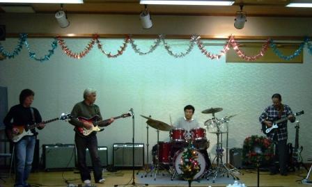 熊谷ベンチャーズクラブメンバーとのセッション
