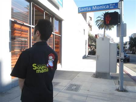 Santa Monica w Soundmama