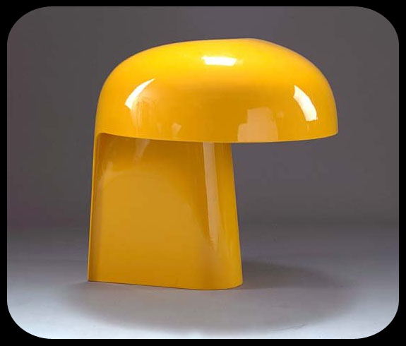 Gerd Lange. Body table lamp