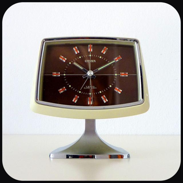 Citizen Vintage Clock