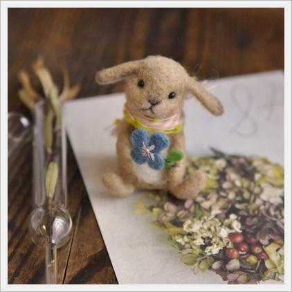 たれ耳ウサギ