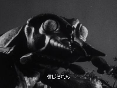 昆虫怪獣の襲来12